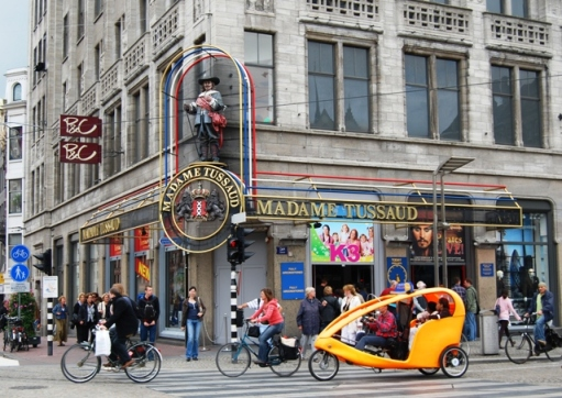 Museum Madam Tussaud, Amsterdam
